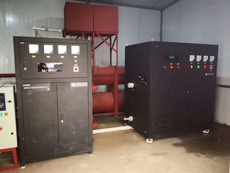 大型电采暖炉案例