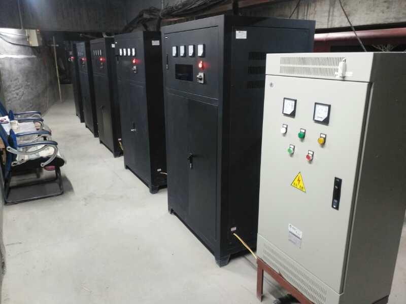 电采暖炉案例