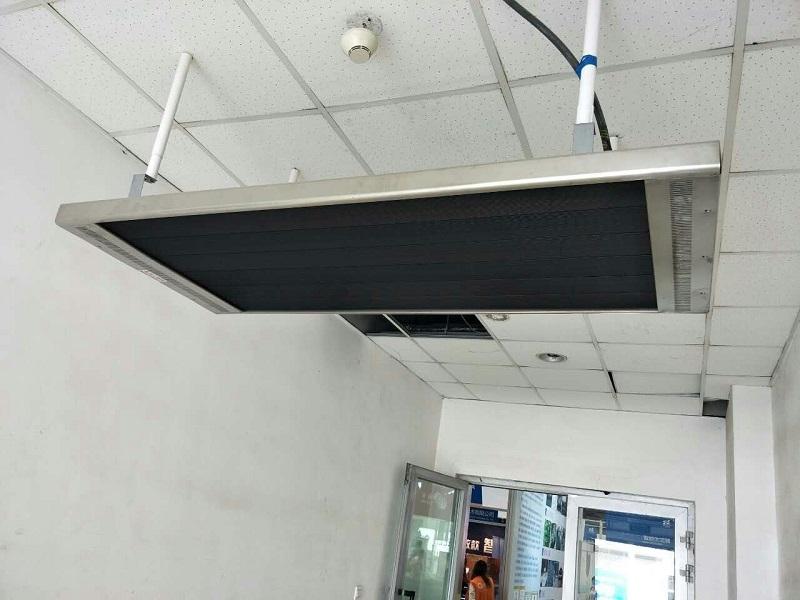 高温辐射板案例